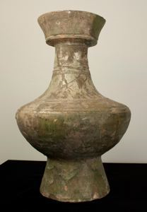 Image of Ritual Wine Vessel or Jar (Hu)