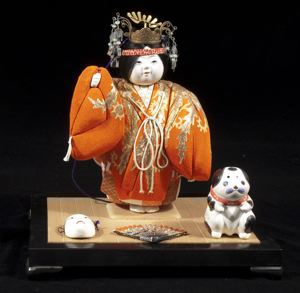Image of Noh Doll