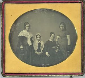 Image of Three Generations of Women