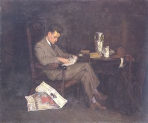 Image of The Bibliophile
