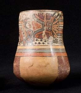 Image of Goblet with Mythical Killer Whale