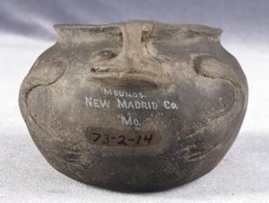 Image of Frog Effigy Bowl