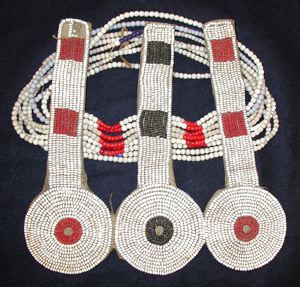 Image of Turkana Maiden's Obolio (Necklace)