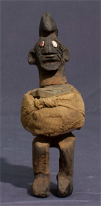 Image of Butti (Male Figure) with Bonga