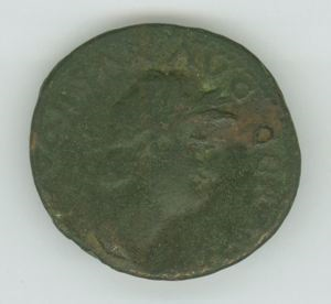 Image of Imperial As of Rome Issued by Nero