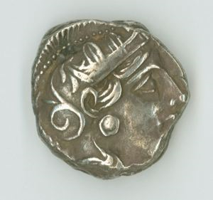 Image of Classical or Hellenistic Tetradrachm of Athens