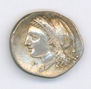 Image of Classical-Hellenistic Drachm of Corinth