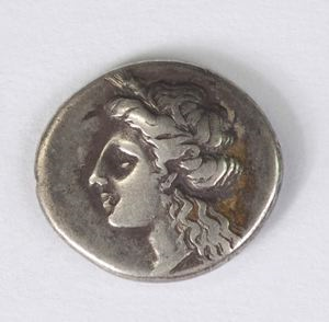 Image of Classical or Hellenistic Hemidrachm of Hermione