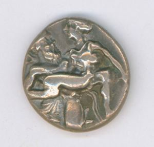 Image of Classical Drachm of Thasos