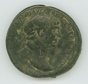 Image of Imperial Sestertius of Rome Issued by Trajan