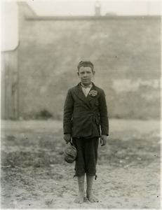Image of Young Mill worker, Columbus, Ga., 1913