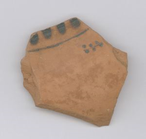 Image of Attic Black-Figure Body Fragment