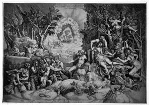 Image of Ovid Metamorphosis 7: The Death of Procris