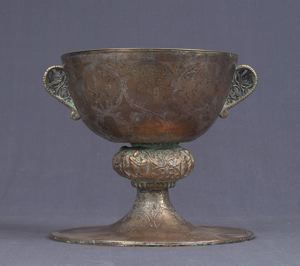 Image of Engraved Chalice