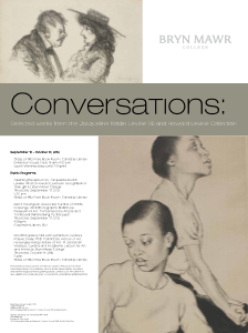Image of Conversations: Selected Works from the Jacqueline Koldin Levine '46 and Howard Levine Collection