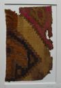 Image of Chimu Textile Fragment with Bird Imagery