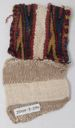 Image of Chimú Miniature Tunic and Shawl