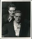 Image of Days Without End: Earle Larimore as John and Stanley Ridges (masked) as Loving