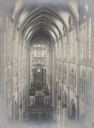 Image of View of the Nave from Above in the Cathedral, Amiens