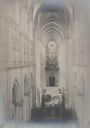 Image of The Nave, View to Back, in the Cathedral, Amiens