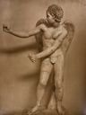 Image of Cupid, Vatican Palace, Rome