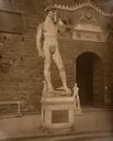 Image of David, Michelangelo, Florence