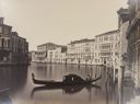 Image of Foscari, Giustinian, and Rezzonico Palaces on the Grand Canal