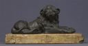 Image of Lion Doorstop