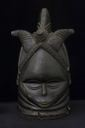 Image of Sande Society Zooba Helmet Mask
