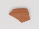 Image of African Red Slip Ware Bowl Fragment