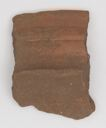 Image of Egyptian Nile Silt Coarseware Cooking Pot Fragment