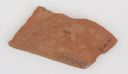 Image of Tunisian Red Slip Ware Plate Fragment
