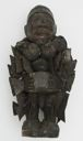 Image of Nkisi N'kondi (Power Figure)