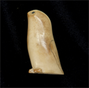 Image of Small Carved Owl Figurine