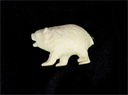 Image of Miniture Carving of a Bear