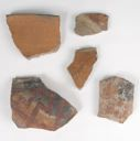 Image of Polychrome Redware Sherds