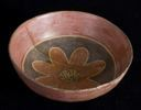 Image of Bowl with Flower Imagery