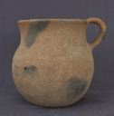 Image of Jar with Handle or Pitcher