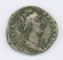 Image of Imperial Denarius of Rome Issued by Antonius Pius