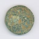 Image of Hellenistic Bronze Coin Issued by Alexander the Great