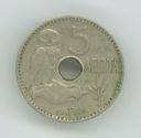 Image of Modern 5 Lepta Piece of Greece
