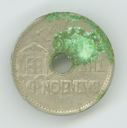 Image of Modern 20 Lepta Piece of Greece