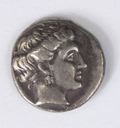Image of Classical or Hellenistic Drachma of Eretria