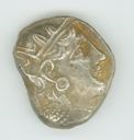 Image of Hellenistic Silver Coin