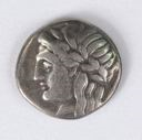Image of Hellenistic Hemidrachm of Miletus Issued by Proienos (?)