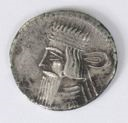 Image of Parthian Drachm Issued by Gotarzes
