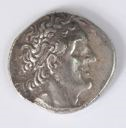 Image of Hellenistic Tetradrachm of Alexandria Issued by Ptolemy I Soter