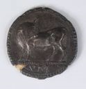 Image of Monarchic or Classical Silver Coin of Sybaris Issued by Augustus