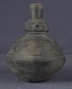 Image of Chimú (?) Effigy Bottle