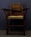 Image of Oak Armchair